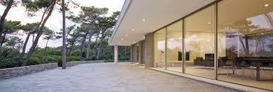 sky frame modern glass wall panel u0026 frameless windows