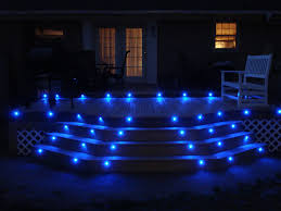 Patio Deck Lighting Ideas by Led Light Design Sophisticated Deck Led Lights For Outdoor Led