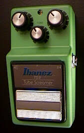 ibanez ts9 and ts808 tube screamers maxon od9 and similar effects