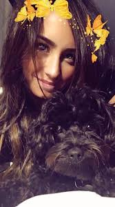 affenpinscher long hair demi lovato debuts long hair extensions 4 twist