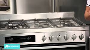 Westinghouse 5 Burner Gas Cooktop Westinghouse Wfe916sa Freestanding Dual Fuel Oven Stove Review