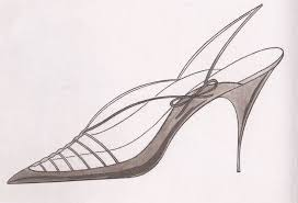 cool ideas for 3d shoe drawings project 4 gallery