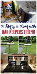 the 25 best bar keepers friend ideas on pinterest shower door