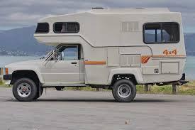 toyota sunrader floor plans ormocar overland camper off road rvs 4wd pinterest 4x4