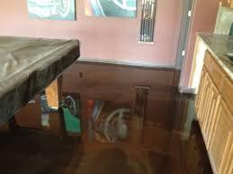 epoxy concrete floor project in bentonville arkansas harmon