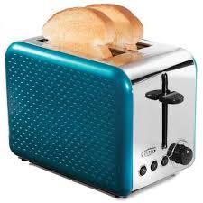 Walmart 4 Slice Toaster Bella 2 Slice Teal Toaster Walmart Com