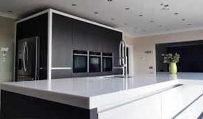 kitchen island worktops modern kitchen installation in birmingham white high gloss and