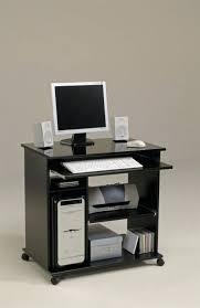petit bureau ordinateur portable extraordinaire petit bureau ordinateur noir collection l gante de