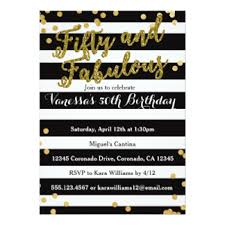 fabulous fifty party invitations u0026 announcements zazzle