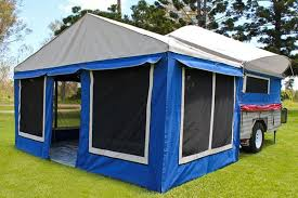 Bcf Awning Mdc Camper Trailer Caravans Camping Equipment Swags Sleeping