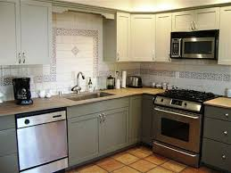 Cost To Paint Kitchen Cabinets Kitchen Foremost Refinish Kitchen Cabinets With Image Of Oak