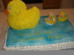 pan baby shower baby shower cake rubber ducky theme cakecentral