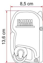 Vw T5 Campervan Awnings Fiamma F45s Vw T5 T6 Awning Caravan Motorhome Campervan Awnings