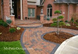 Excellent Patio Paver Ideas U2013 Small Garden Paving Ideas Paving Design Ideas Landscaping
