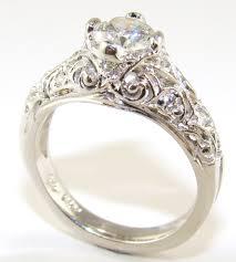 art deco antique engagement rings the historical era of antique
