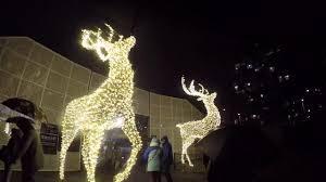 vancouver christmas light maze enchant vancouver christmas light maze 2016 youtube