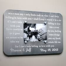 20th wedding anniversary gift anniversary gift for parents anniversary 20th wedding