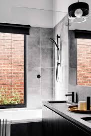 top 25 best dark bathrooms ideas on pinterest slate bathroom