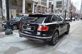 2017 bentley bentayga stock b907 for sale near chicago il il