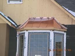 copper roof bay window popular roof 2017