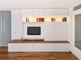 Wohnzimmerverbau Modern Yarial Com U003d Moderne Wohnwand Ahorn Interessante Ideen Für Die