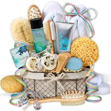spa basket ideas top premium spa gift basket gourmetgiftbaskets regarding spa gift