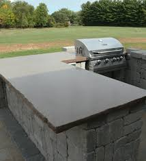 outdoor kitchen countertops ideas innovative ideas outdoor countertop picturesque outdoor kitchen