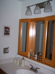 Bathroom Cabinet With Light Cabinets Bathroom Medicine Planinar Info