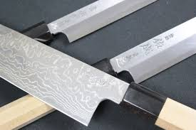 Japanese Carbon Steel Kitchen Knives by Sukenari Experienced Forge Smith And Master Of Zdp 189 Aogami