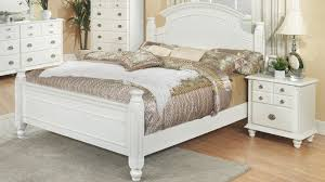 Bedroom Endearing Mesmerizing Full Size Poster Bed By Ashley