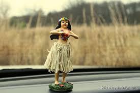 dashboard bobble hawaii hula skirt walmart