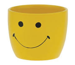 Smiley Face Vase Earl Doescher Inc