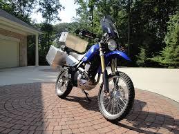 suzuki dr650 build transformation to an adventure bike