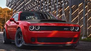 Dodge Challenger Drawing - win a dodge demon