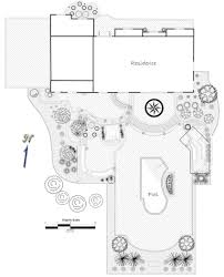 Home Construction Plans 2d Landscape Design Chidsey Inc Reynolds Master Landscpae Plan