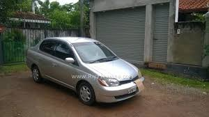 toyota platz car used toyota platz 2000 petrol negotiable sri lanka
