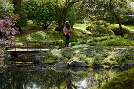 Botanical Gardens Ubc by Nitobe Memorial Garden Vancouver Ruebarue