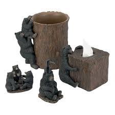 Bear Bathroom Accessories by Black Bear Lodge Bathroom Accessories Cabela U0027s Canada