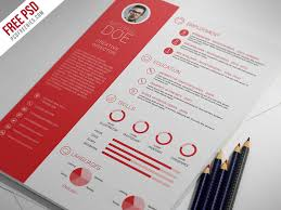 free resume templates download psd templates freebie clean and professional resume free psd template