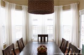 Bay Window Curtain Rod Dwellings By Devore Bay Window Curtains