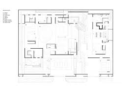 Underground Home Floor Plans Gallery Of The Wall House Farm 22