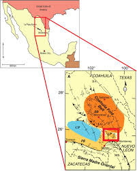Map Of Monterrey Mexico by Halokinetic Sequence Stratigraphy Fluvial Sedimentology And