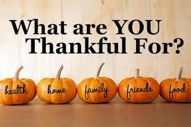 giving thanks lara hudson