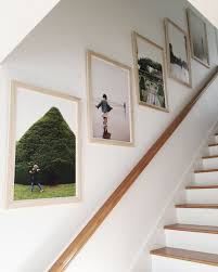 Home Stairs Decoration Best 25 Picture Wall Staircase Ideas On Pinterest Stair Wall