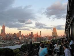 Top 10 Rooftop Bars New York New York Rooftop Bars Tour Popular Roof 2017