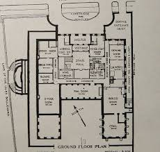 Gilded Age Mansions Floor Plans 215 Best Mansions Images On Pinterest Floor Plans Gilded Age