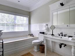 Bathroom Tile Ideas Traditional by Bathroom Large Traditional Master Bathroom Idea Console Sink An