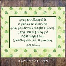 blessings home decor happy st patrick s day visit our shop for a sale on all irish