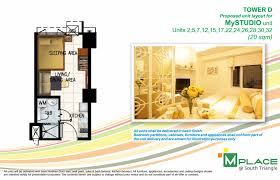 20 sqm sm development corporation condominium m place south triangle
