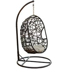 Outdoor Swingasan Chair Guerneville Egg Shaped Swing Chair Amazon Ca Home U0026 Kitchen